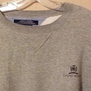 Tommy Hilfiger Mens Grey Sweatshirt XL